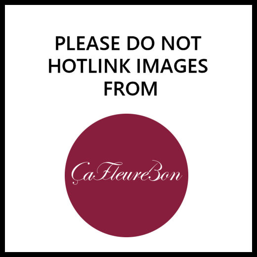 Christian Lacroix Haute Couture floral  editorial
